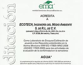 Nmx ec 17020 imnc 2000